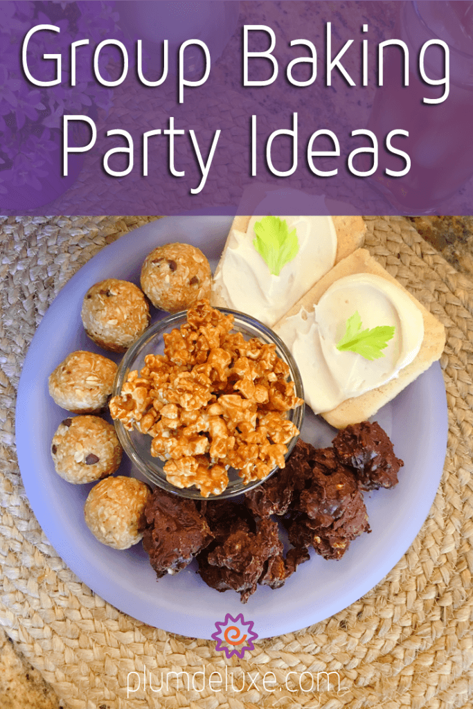 group baking party ideas