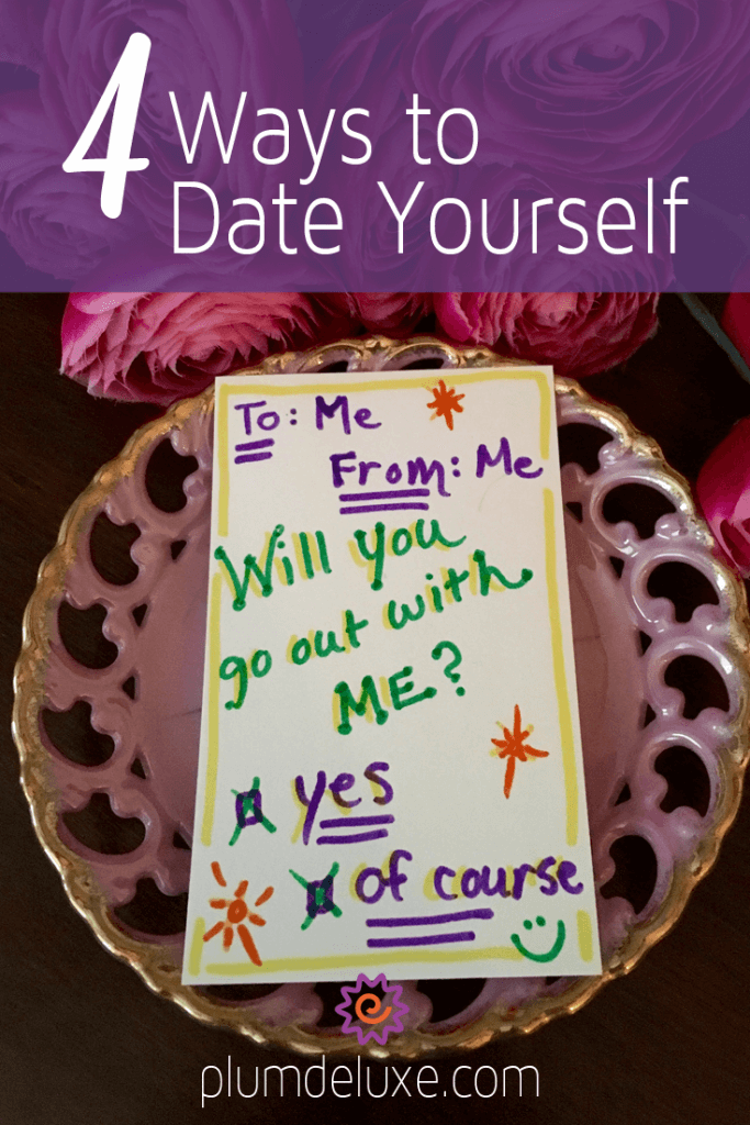 how to date yourself