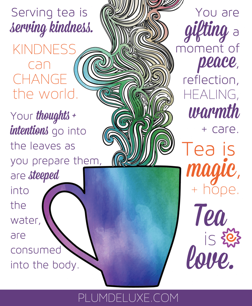 The Kindness of Tea
