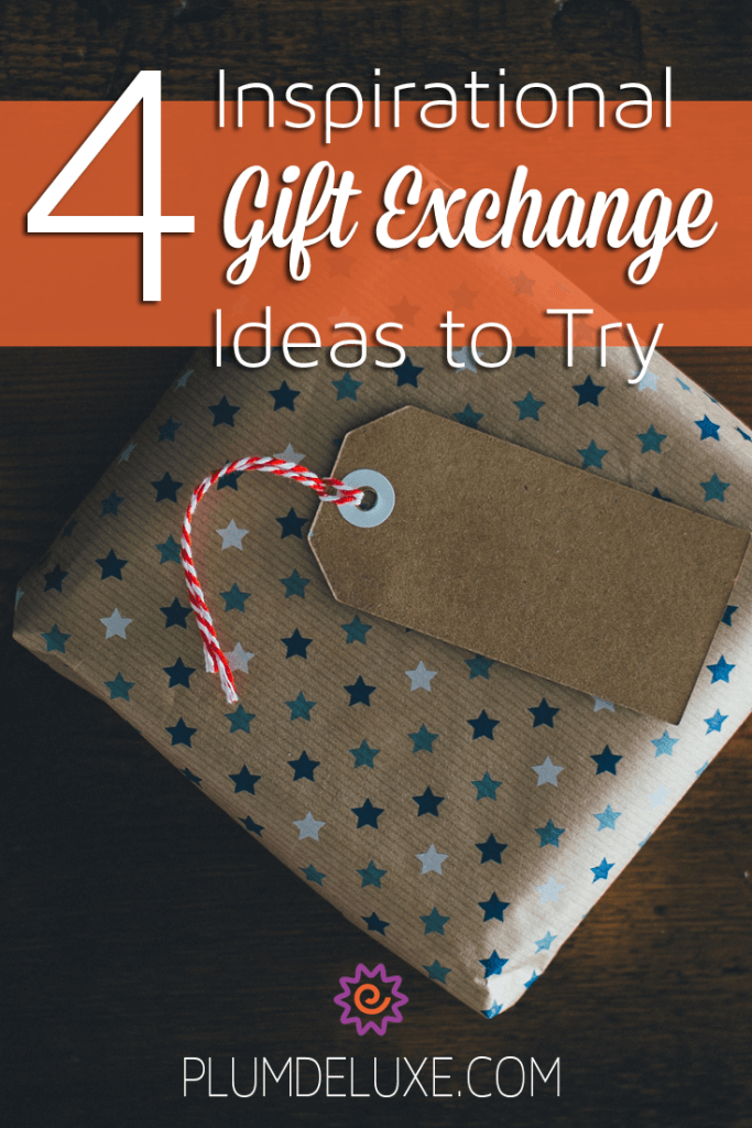 Inspirational Gift Exchange Ideas
