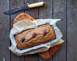 buckwheat tea loaf