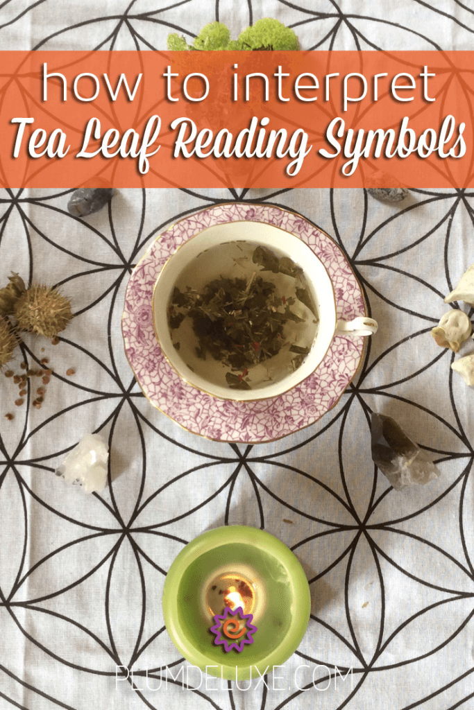 tea leaf reading symbols