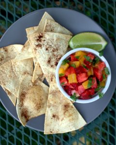 strawberry peach pico recipe