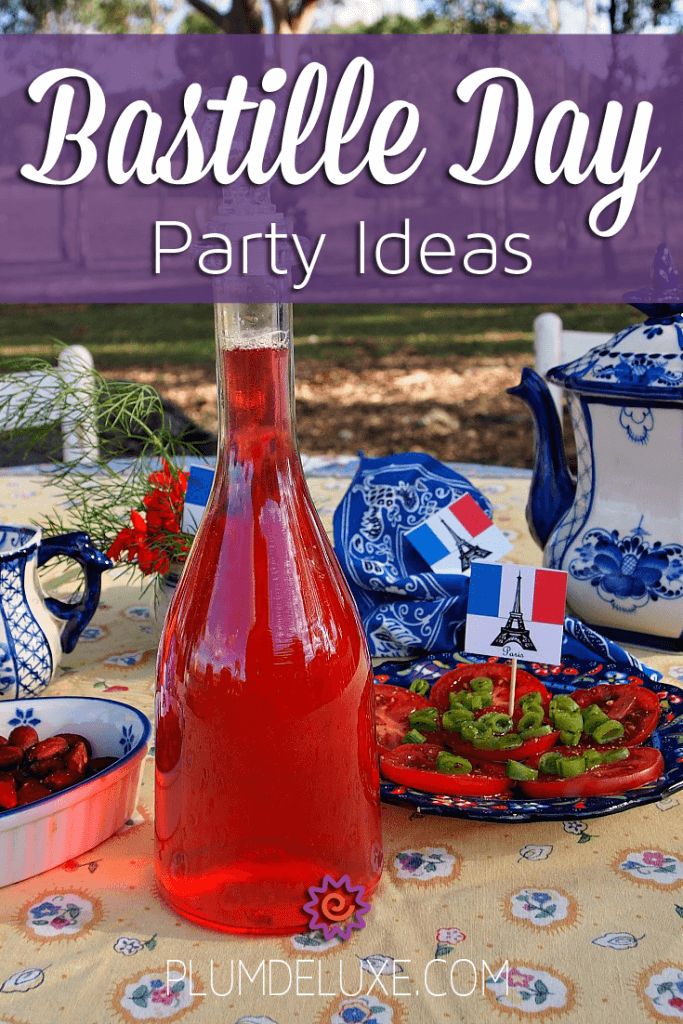 Bastille Day Party Ideas
