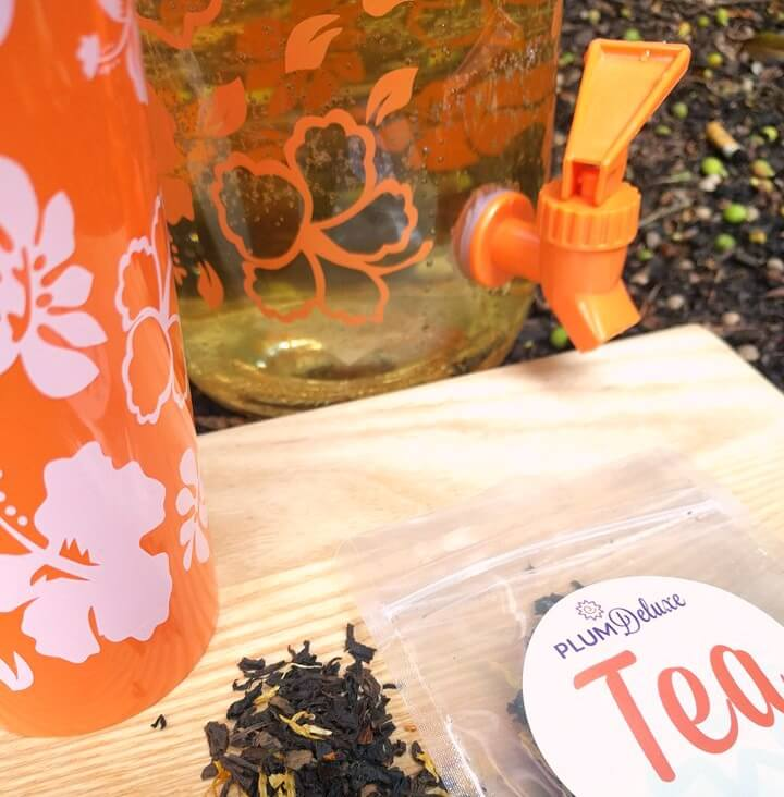 best teas for sun tea