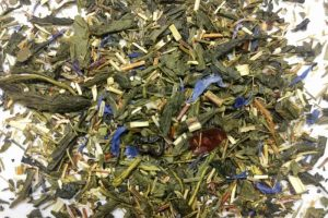 Easy to Be Green Tea (Blueberry/Hibiscus)