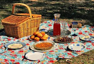 Backyard Picnic Recipes