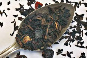 Currant Conversation Oolong Tea (Vanilla/Black Currant)