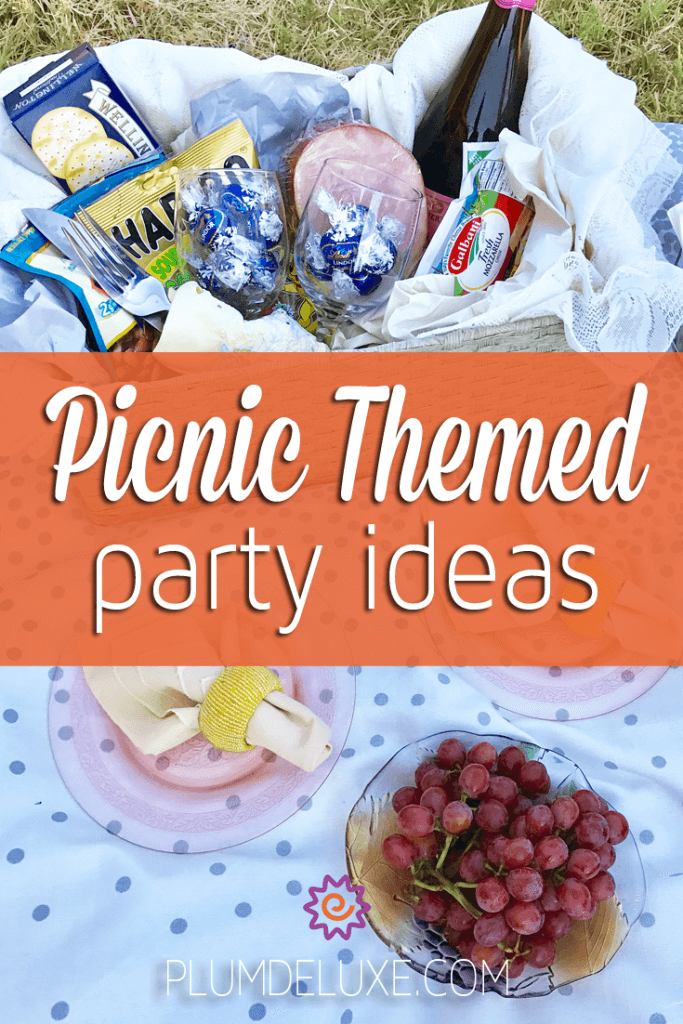 Picnic Themed Party Ideas