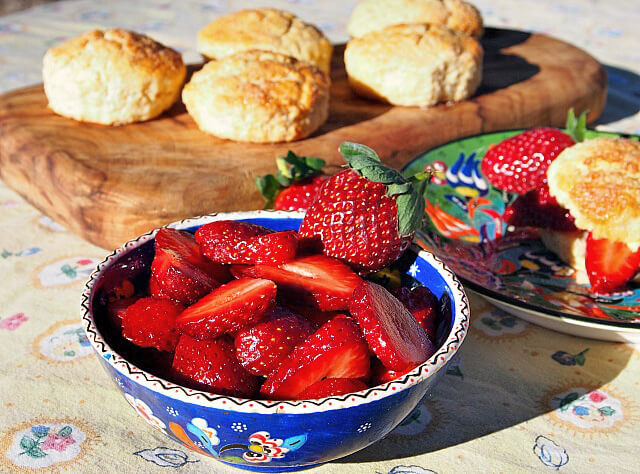 Fluffy Strawberry Shortcake Recipe