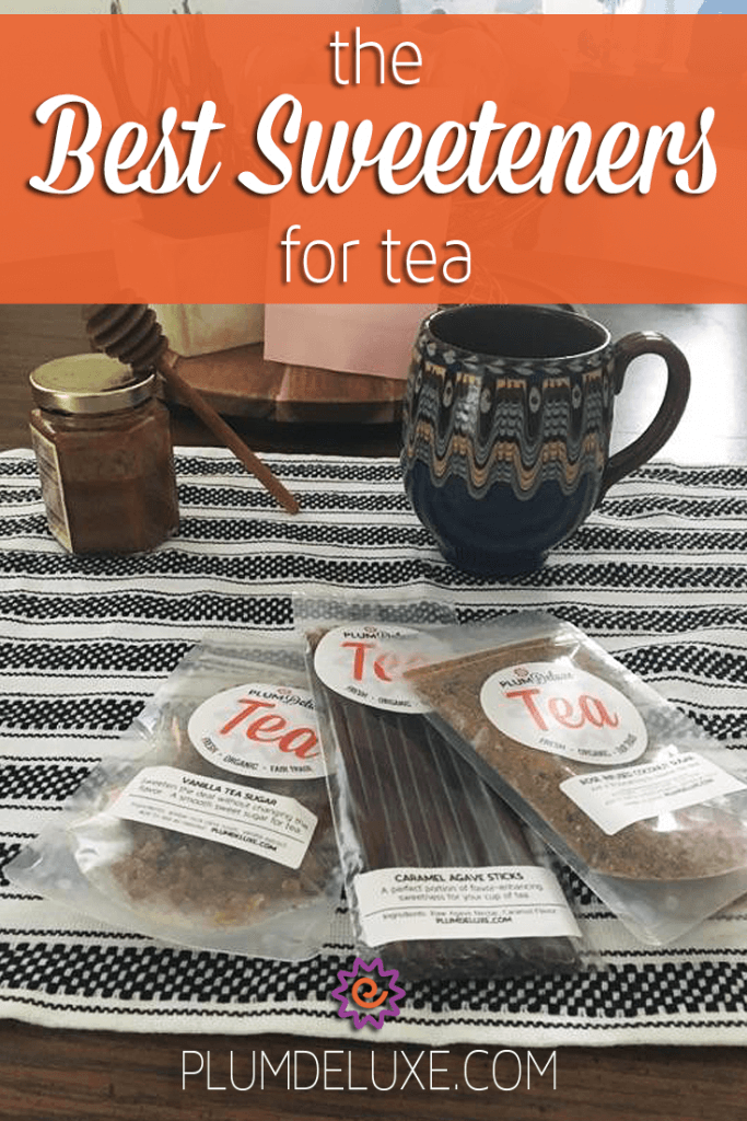 The Best Sweeteners for Tea