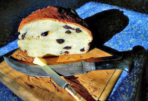 Easy Chocolate Chip Cinnamon Bread