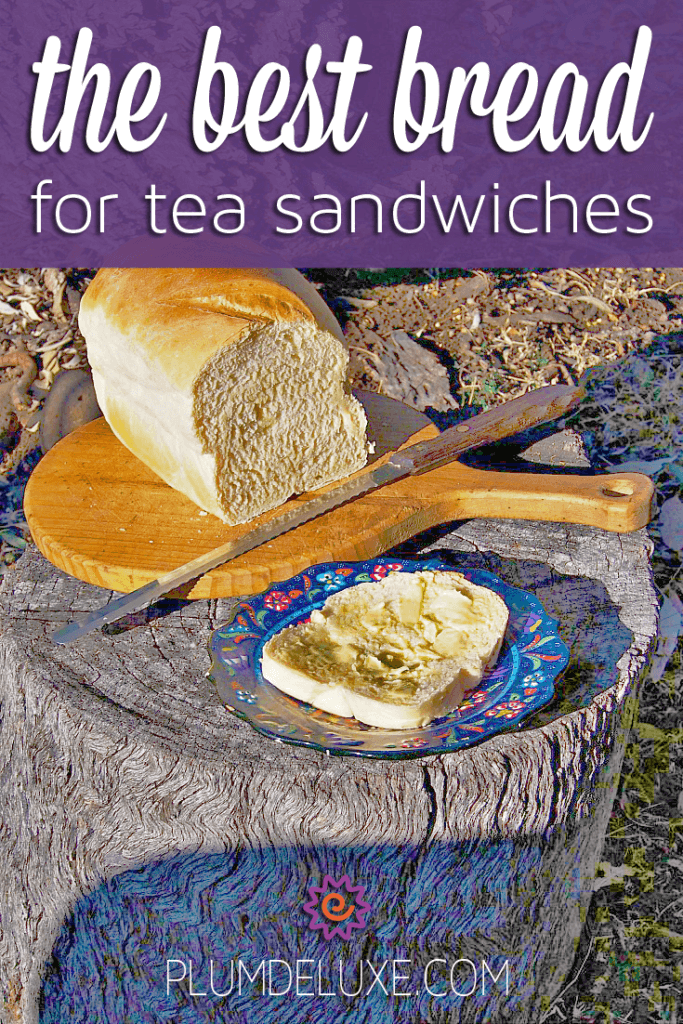 Best Bread for Tea Sandwiches