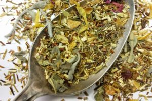 Sage Wellness Herbal Tea