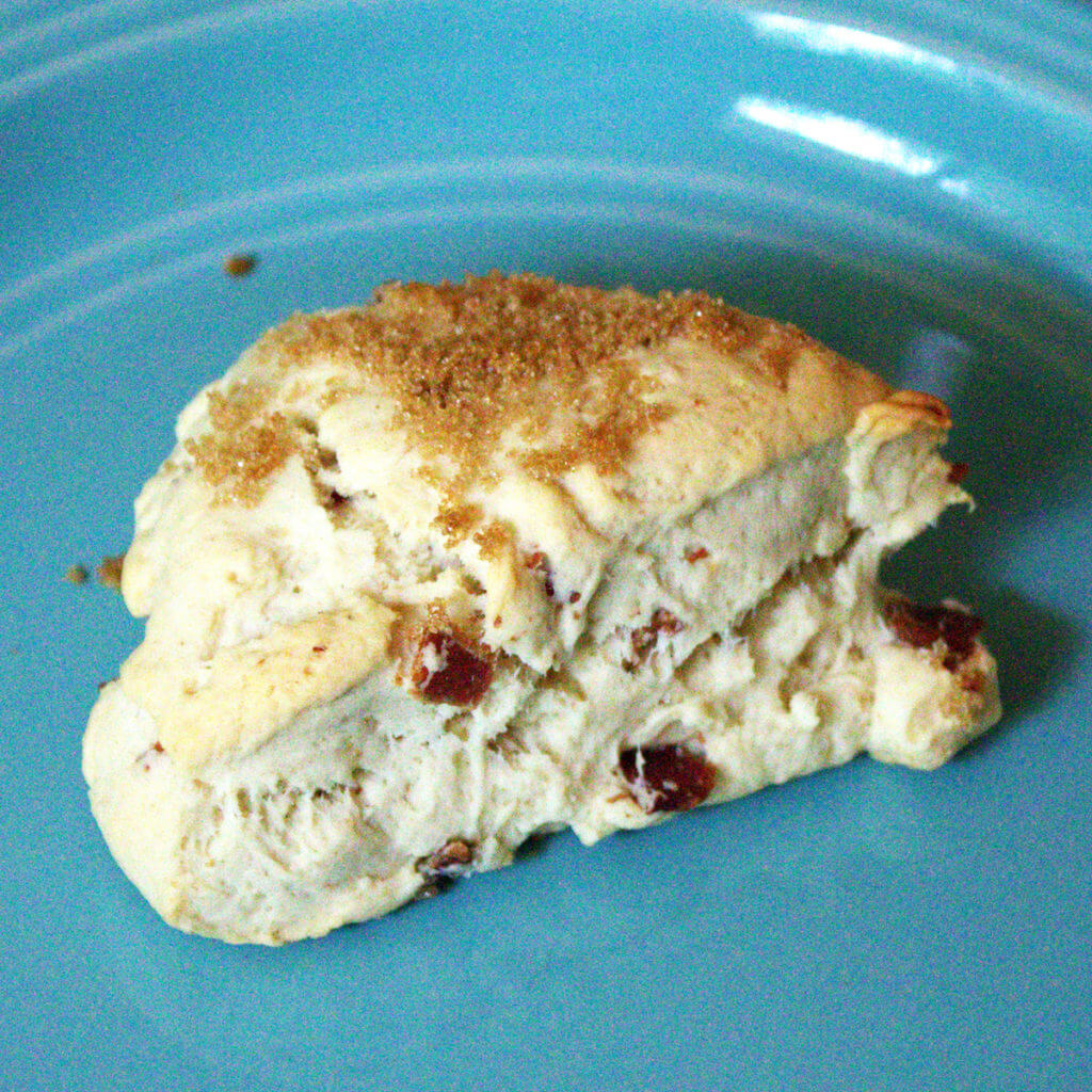 maple scone recipe