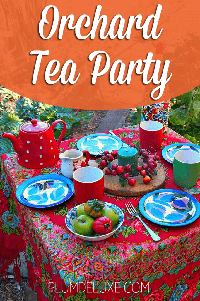 Orchard Tea Party