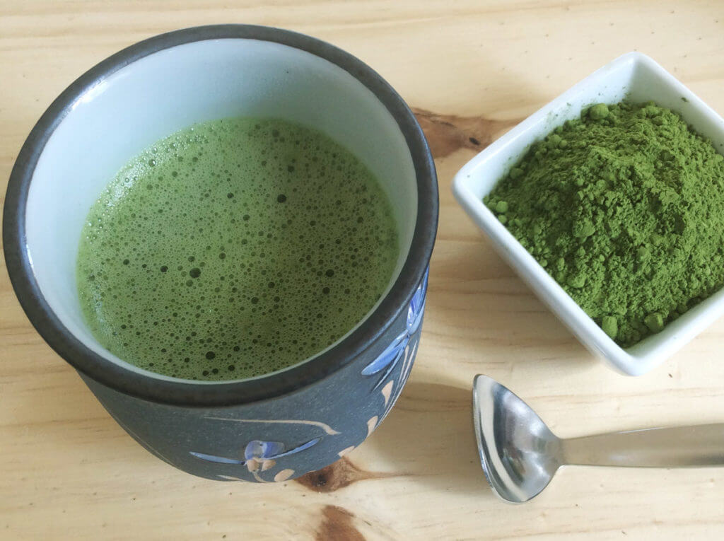 What to Mix with Green Tea