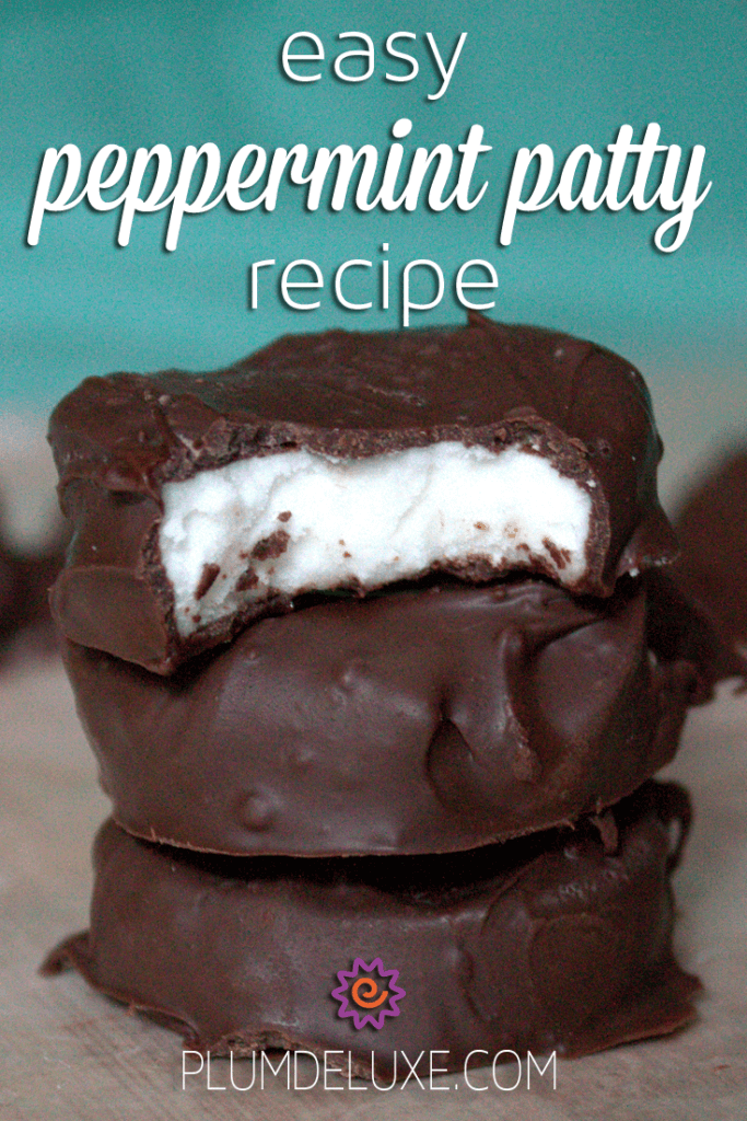 Easy Peppermint Patty Recipe