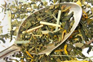 Citrus Mint Green Tea (Lemon/Orange/Lemongrass/Mint)