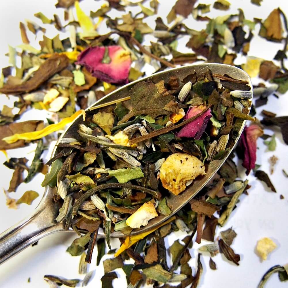 lavender day dreams white tea like teavana