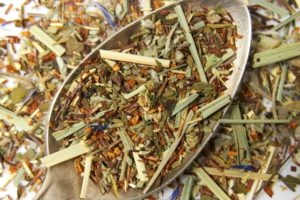 Healthy, Wealthy, & Wise Herbal Tea (Bergamot/Sage/Lemongrass/Mint)