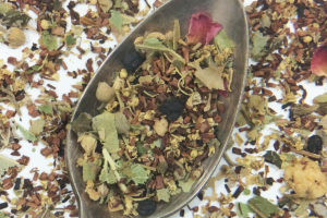 Slowly Unwind Herbal Tea (Linden Flower/Elderflower/Berry)