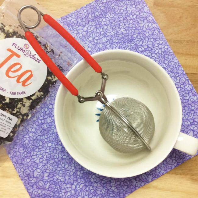 Infuser Tongs life square