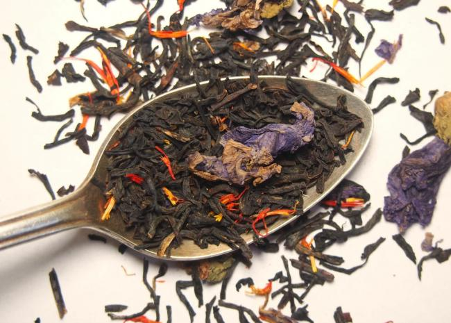 House Blend Black Tea (Creamy Vanilla English Breakfast)