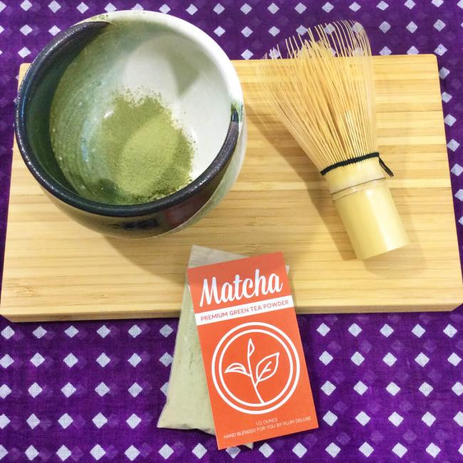 Matcha Mini Packet (Premium Green Tea Powder) - 1/2 oz